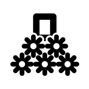 造花(簡易祭壇・設営費)